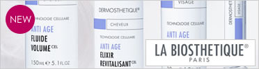 NEW - La Biosthetique Dermosthetique Anti-Aging Hair Care